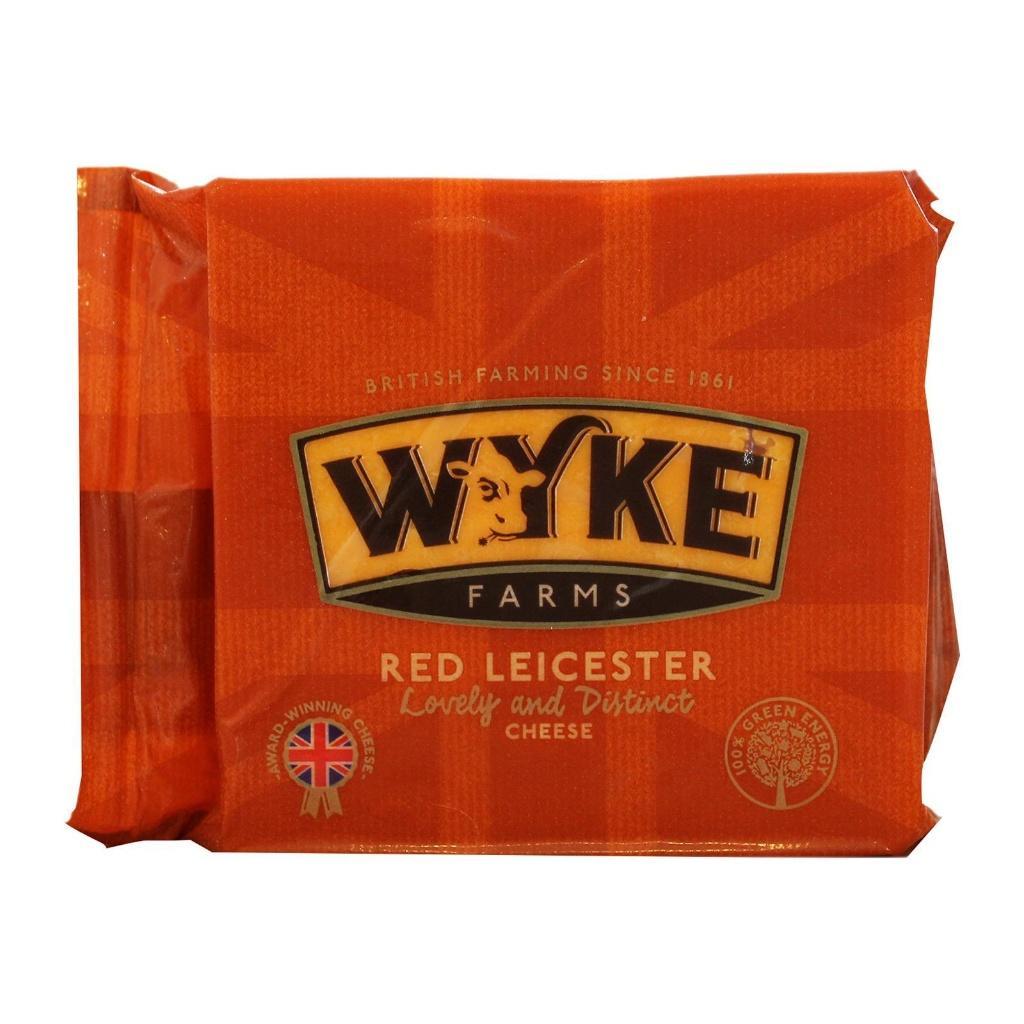 WYKE Farm Red Leicester Cheddar 200g
