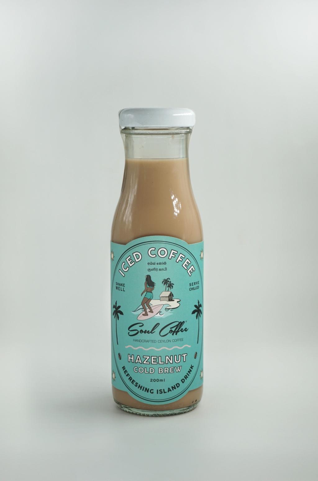 Soul Coffee Hazelnut Iced Coffee 200ml