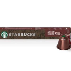 Starbucks Nespresso Coffee Capsules Italian Style x 10