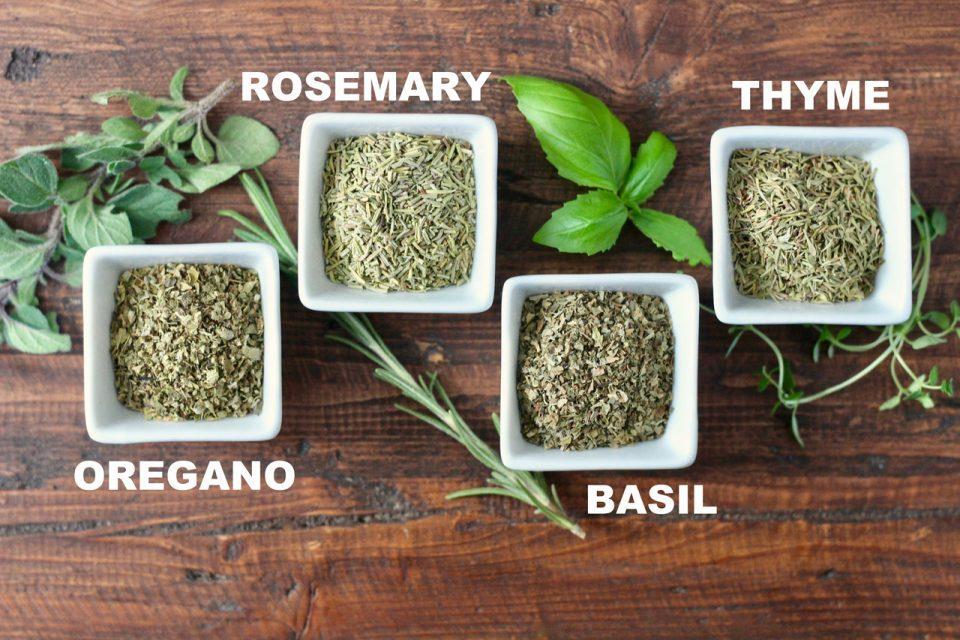 Gourmet Essentials Dried Herbs