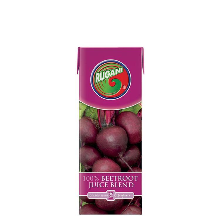 Rugani 100% Beetroot Juice Blend 330ml Buy One Get One Free