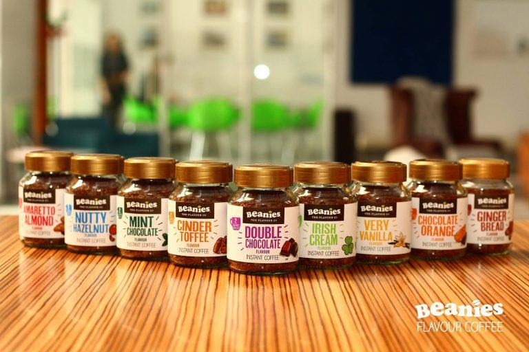 Beanies Flavoured Coffee 50g (Choose your Flavour)