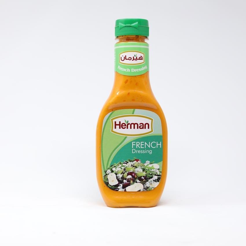 Herman Salad Dressings 267g