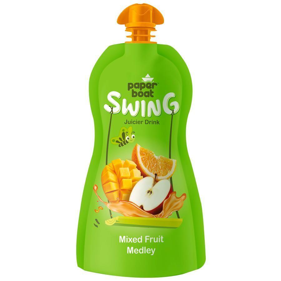 Swing Mixed Fruit Juice 150ml