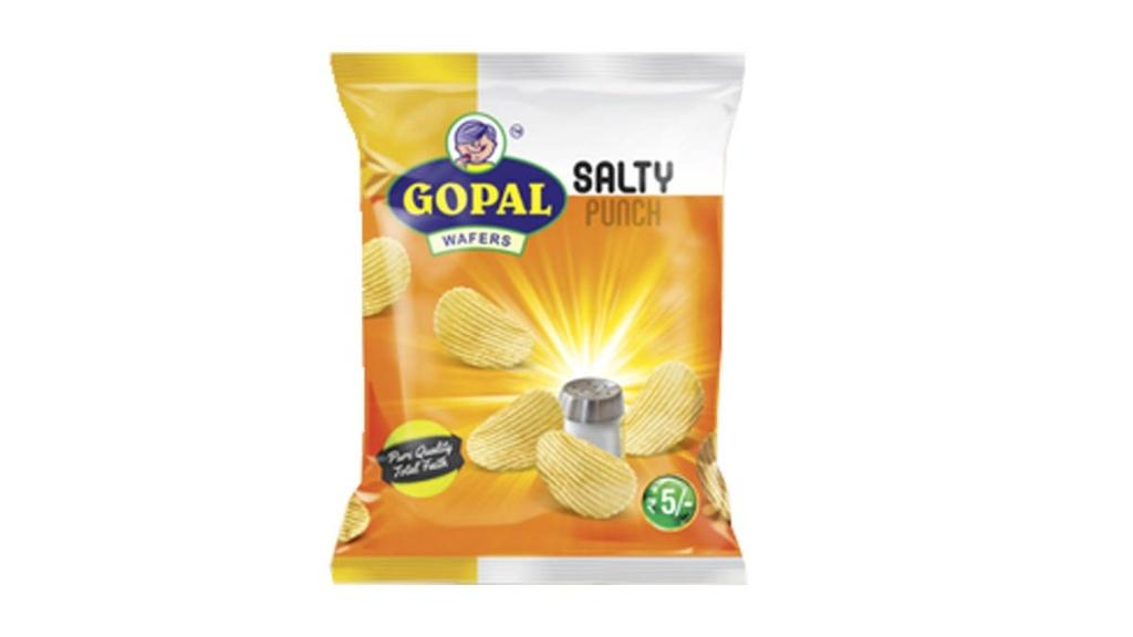 Gopal Wafers Salty Punch 45g Buy One Get One Free