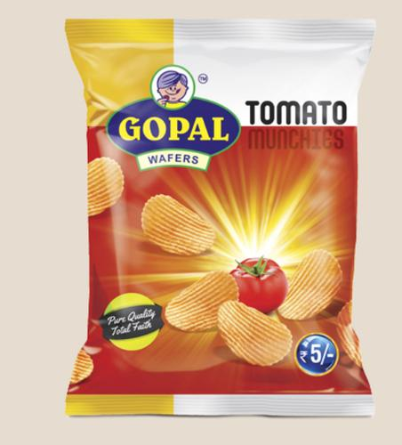 Gopal Wafers Tomato Munchies 40g Buy One Get One Free