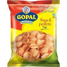 Gopal Namkeen Snack Pellets Cup 40g Buy One Get One Free