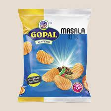 Gopal Wafers Masala Bite 45g Buy One Get One Free