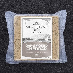 Cheddar Oak Smoked Singletons (200 gms)