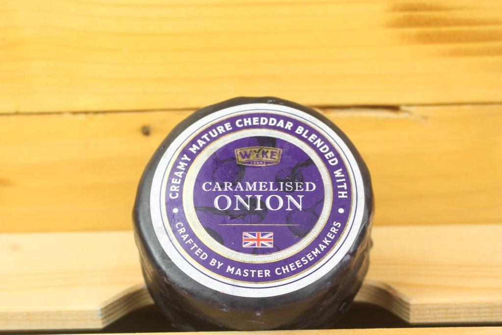 Cheddar with Caramelised Onion 100g