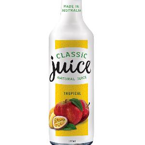 Classic Apple with Passionfruit Juice 300 ml