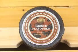 Cheddar Smoked and Waxed 100g