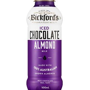Bickford's Iced Chocolate Almond Milk 500 ml