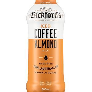 Bickford's Iced Coffee Almond Milk 500 ml