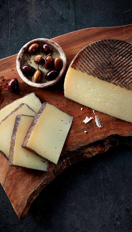 Manchego Cheese 200g