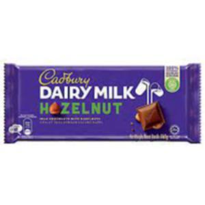 Cadbury Dairy Milk Hazelnut 160g
