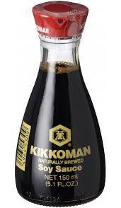 Soy Sauce Kikkoman 150ML
