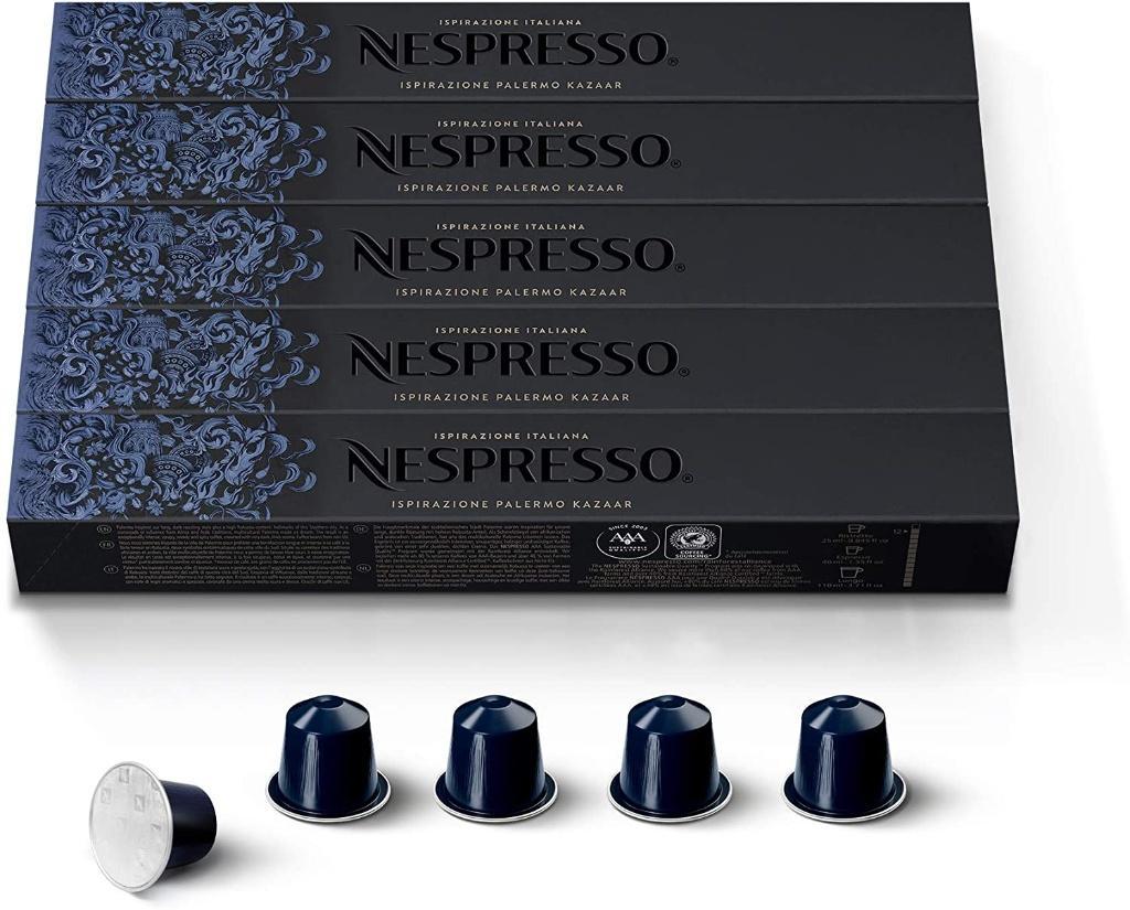 Nespresso KAZAAR Capsules 10nos
