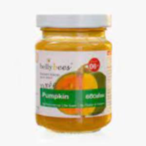 Belly Bees puree pumpkin 150g
