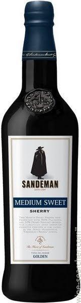 Sandeman Sherry Medium sweet 750ml
