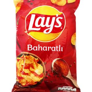 Spicy Lay's 104g