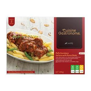 Polo Cacciatore Italiano with Penne Pasta  by Sri Lankan Catering