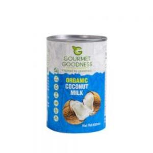 Organic Coconut Milk 400ml by Gourmet Goodness