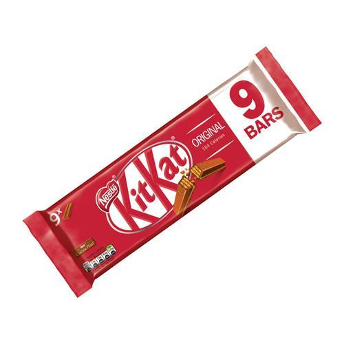 kitkat original 9 Bars