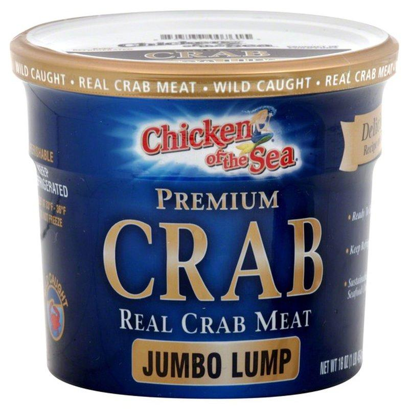 Chicken of the sea Crab Lump Jumbo 227g