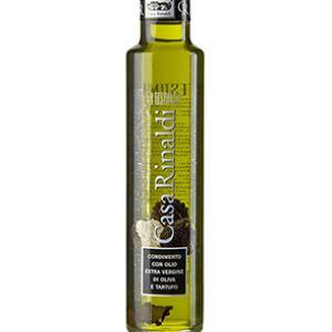 Casa Rinaldi Extra Virgin Olive Oil Black Truffle (250 ml)
