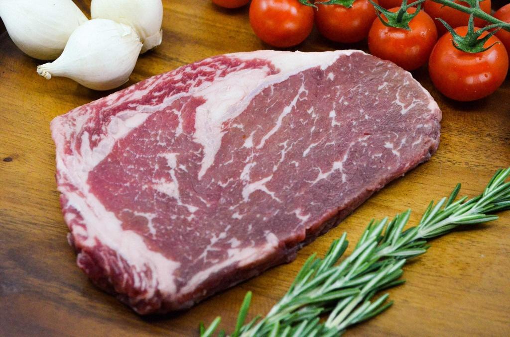 Australian black angus beef ribeye 200g - 300g