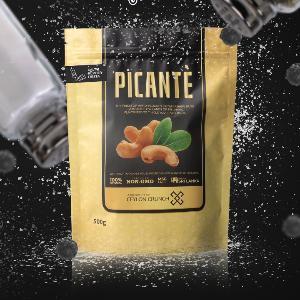 Salt and Pepper Fiesta Cashew Nuts  500g