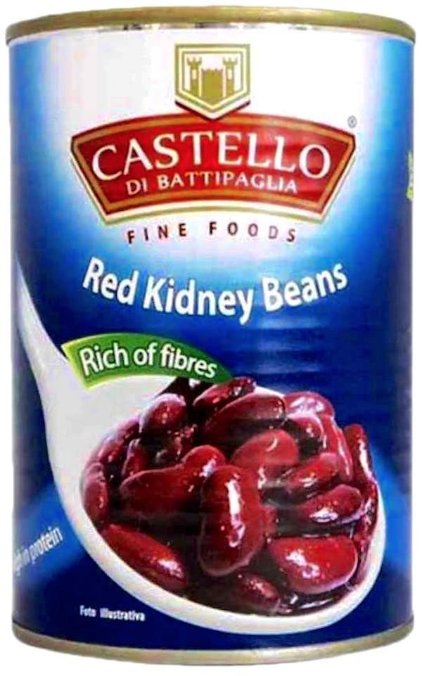 Castello Red Kidney Beans 400g