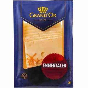 Grandor Emmental Slices (160 gms)