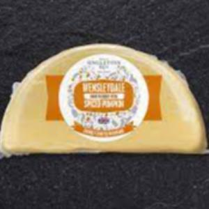 Wensleydale Mango and Ginger Cheese (200 gms) Singletons & Co