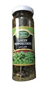 Virginia Green Garden Peppercorns 65g