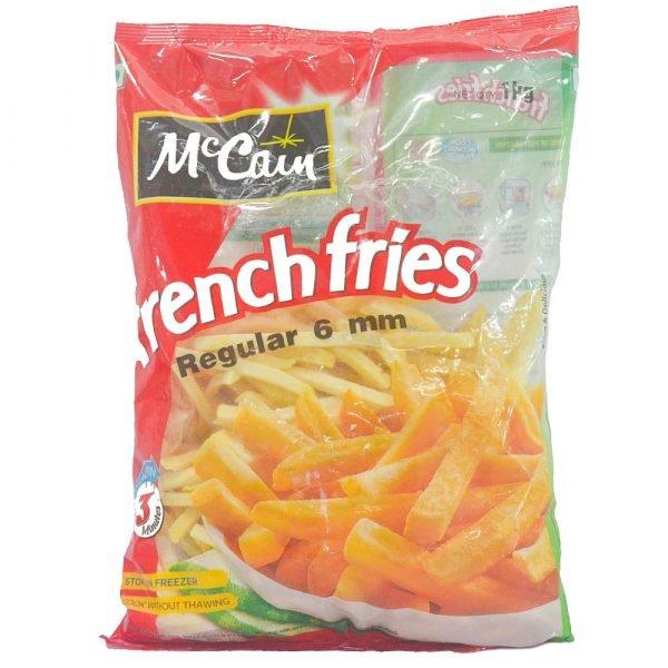 McCain Frozen french fries 1Kg
