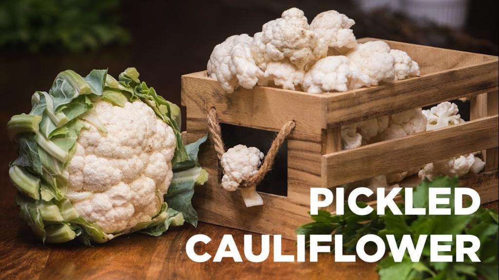 Pickled Cauliflower 325g