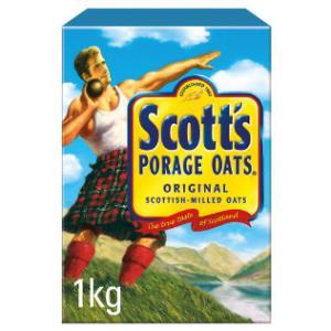 Scotts Porage Oats Original 1KG