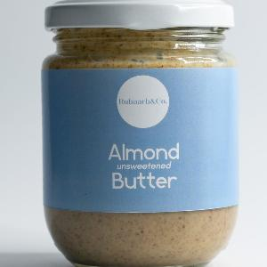Rubaarb & Co Almond Butter