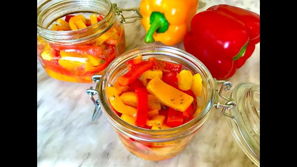 Pickled Bell Peppers 300g