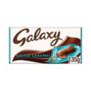 Galaxy Salted Caramel 135g