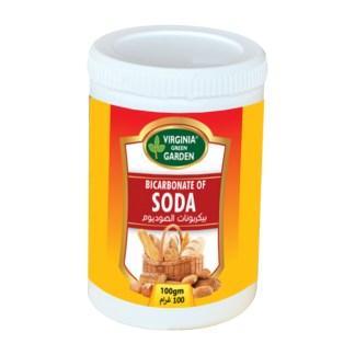 Virginia Green Garden Bicarbonate Of Soda 100g