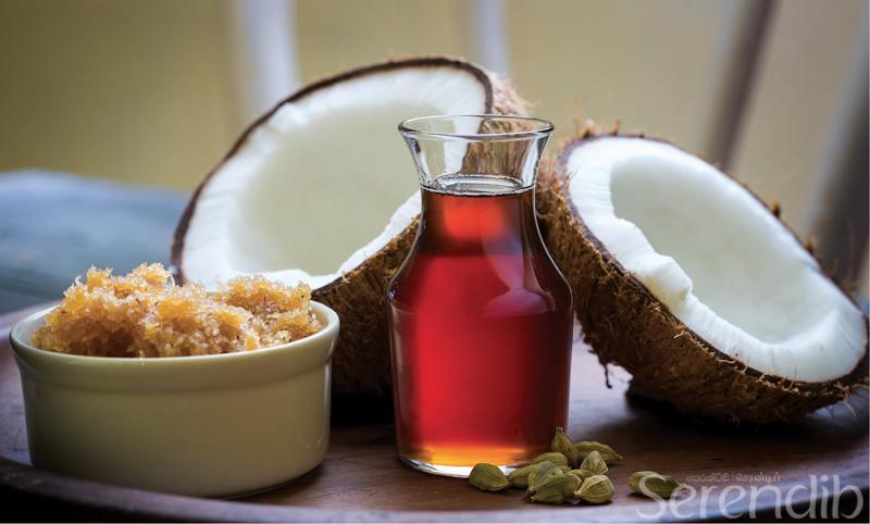 Native Ceylon Coconut Treacle 250g