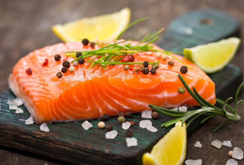 Norwegian Fresh Salmon  250-300g