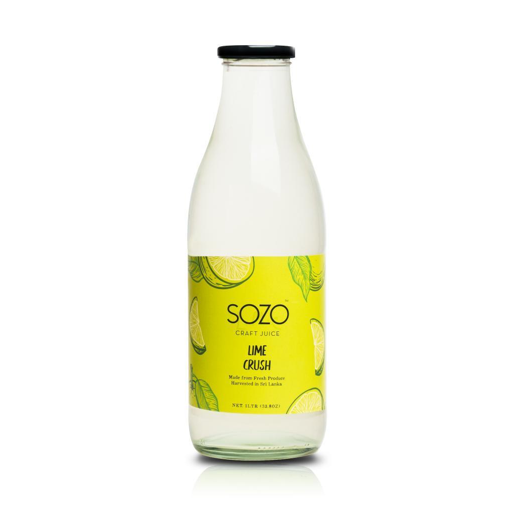 SOZO Lime Crush 1L