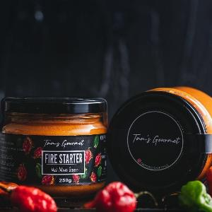 Fire Starter Nai Miris Sauce by Tam's Gourmet