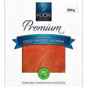 Norwegian Smoked Salmon 200g