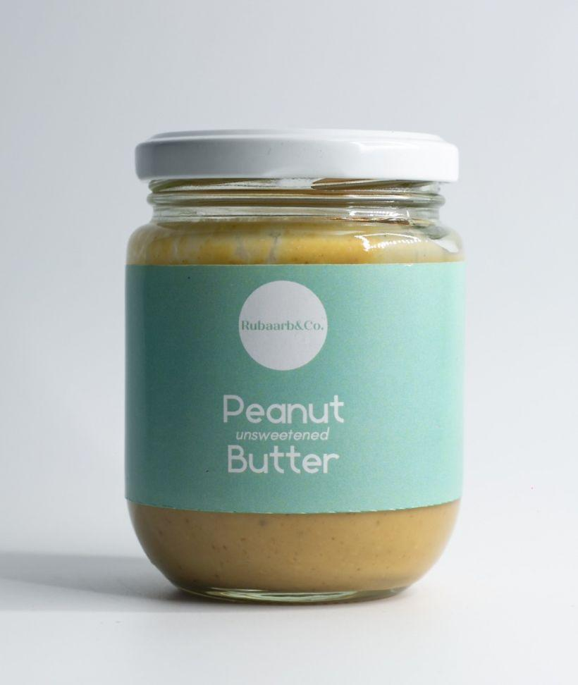 Rubaarb & Co Peanut Butter 200g
