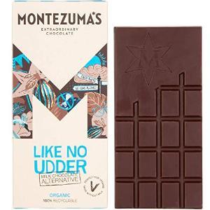 Montezuma's Vegan Chocolate 90g